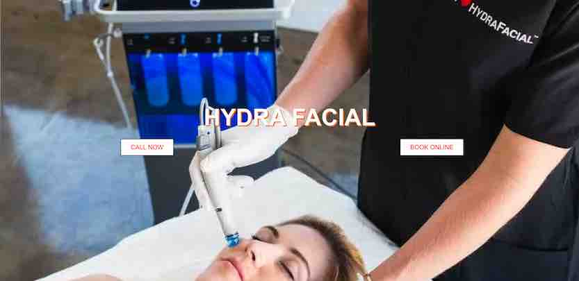 hydrafacial review tampa